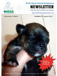 NDAA Newsletter Autumn 2012