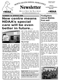 NDAA Newsletter Spring 2009